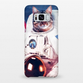 Galaxy S8+  Astronaut Cat  by Mitxel Gonzalez ()