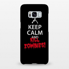 Keep calm and kill zombies by Mitxel Gonzalez ()