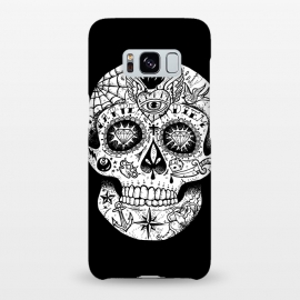 Galaxy S8+  Tattooed Skull by Mitxel Gonzalez ()