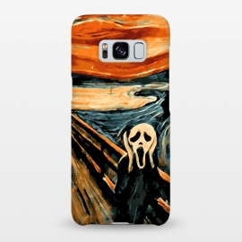 Galaxy S8+  The Scream by Mitxel Gonzalez ()