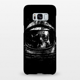 Galaxy S8+  The Space Traveler by Mitxel Gonzalez