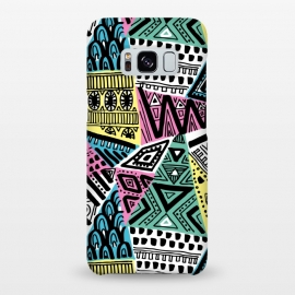 Galaxy S8+  Tribal triangles by Laura Grant ()