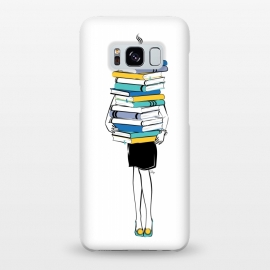 Galaxy S8+  Book Worm by Martina ()