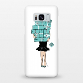 Galaxy S8+  Tiffany's Box Girl by Martina ()
