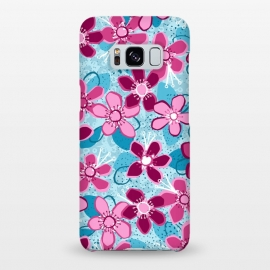 Galaxy S8+  Blossom Flower by Kimrhi Studios ()