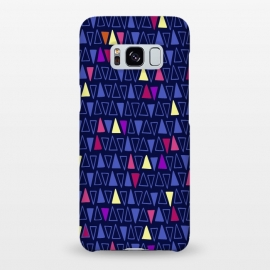 Galaxy S8+  Midnight Triangles by Kimrhi Studios ()