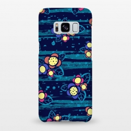 Galaxy S8+  Surf Floral by Kimrhi Studios ()