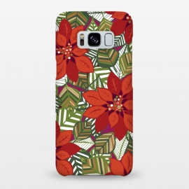 Galaxy S8+  Poinsettia by Kimrhi Studios ()