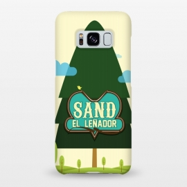 Galaxy S8+  Sand The Woodcutter by Alejandro Orjuela ()