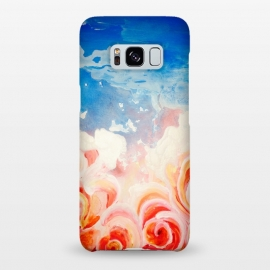 Galaxy S8+  Peachy Roses by ANoelleJay ()