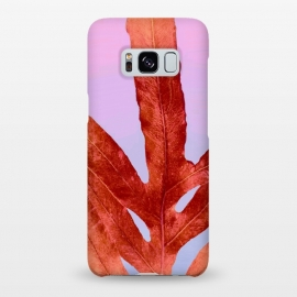 Galaxy S8+  Red Fern Pantone by ANoelleJay