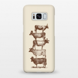 Galaxy S8+  Cow Cow Nuts by Florent Bodart