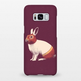 Galaxy S8+  Rabbit Wrestler SQUARE by Florent Bodart ()
