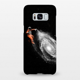 Galaxy S8+ SlimFit Space Art by Florent Bodart ()