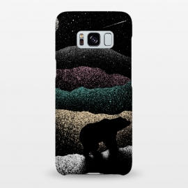 Galaxy S8+  Wandering Bear by Florent Bodart