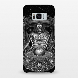 Galaxy S8+  Winya 104 by Winya (three wise monkeys,illuminati,zionism,greedy,surreal,neo traditional,bomb,world,earth,star,space,sheep,tree,gas mask,gothic,demon,christian,jesus,satan,horror,skeleton,art line,popular,baroque,black and white,sacred geometry,death ,dead,skull,tattoo,hell,fantasy,mystical,dark,monster,spirit,immortal)