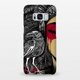 Galaxy S8+  Winya 33 by Winya (animals nature,horror,women,indian,skull,skeleton,bone,cruel,amazon,eye,tattoo,culture,blood,revenge,girl,sexy,pinup,savage,kill,avengers,art line,nice,beautiful,chicano,neo traditional,tattoo style,wonderfull,line work,black white,biker,rocker,modern,indy,teen,day of the dead,animal,crow,bird,raven)