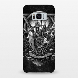 Galaxy S8+  Winya 36 by Winya (shamans,horror,spiritual,occult,culture,women,blood,skeleton,bone,cruel,girl,sexy,pinup,savage,kill,space,art line,nice,galaxy,cosmic,nature,enterprise,spock,awesome,amazing,wonderfull,popular,baroque,line work,black white,sacred geometry,biker,rocker,death metal,dead,psychopomp,geometry,modern,sacr)