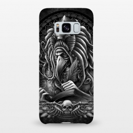 Galaxy S8+  Winya 51 by Winya (squid,octopus,cuttlefish,crow,day of the dead,skull,animal,halloween,tattoo,bird,mandala,raven,flag,hell,night,reaperess,dark,fantasy,goddess,fairy tale,fairy,myth,monster,demon,horror,sacred geometry,skeleton,bone,biker,rocker,death metal,dead,spirit,immortal,satan,evil,davil,death note,reaper,god )
