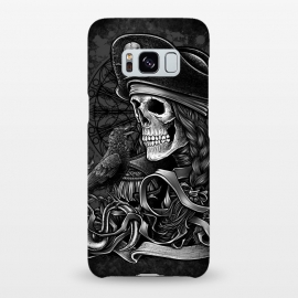 Galaxy S8+  Winya 52 by Winya (pirate,sea rover,buccaneer,mandala,skull,demon,halloween,sea,ship,horror,culture,blood,beautiful,sacred geometry,sacred,skeleton,bone,geometry,biker,rocker,metal,dead,fun,modern,indy,day of the dead,animal,tattoo,crow,bird,raven,flag,hell,night,dark,fantasy,goddess,fairy tale,fairy,myth,hook,captain)