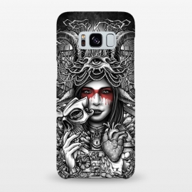 Galaxy S8+  Winya 55 by Winya (women,nature,horror,cruel,eye,tattoo,culture,art line,chicano,neo traditional,tattoo style,line work,indy,teen,hell,halloween,antler,horn,mind,heart,spirit,mentality,psych,tribal,demon,goddess,fairy,angel,fay,goat,satan,666,sick,blood,popular,baroque,sacred geometry,paradise,fantasy,mystical,dark,gr)