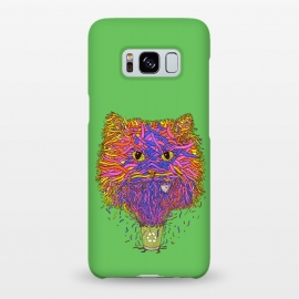Galaxy S8+  Recycle Cat by Tummeow