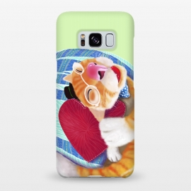 Galaxy S8+  Sleep With Heart by Tummeow ()