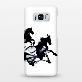 Galaxy S8+  Black Horses by Róbert Farkas ()