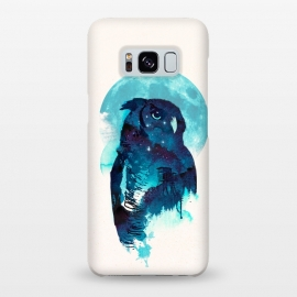 Galaxy S8+  Midnight Owl by Róbert Farkas ()