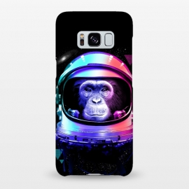 Galaxy S8+  Apestronaut by Jay Maninang (space,ape,cosmic,astronaut,chimps,space travel)