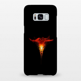 Galaxy S8+  Apocalypse by Jay Maninang (skull,doom,last day,death,fire,flame,war,surreal)