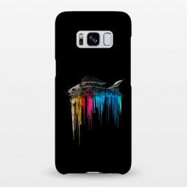 Galaxy S8+  Bleed by Jay Maninang (fishbone,rainbow,colors,bleed,true colors,beauty beneath)