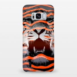 Galaxy S8+  Stripped by Jay Maninang (tiger,stripes,nature,wild,wildlife, bigcats,cats)