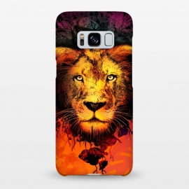 Galaxy S8+  The King by Jay Maninang (king,lion ,jungle,wild,wildlife,nature,animals,bigcat,cats)