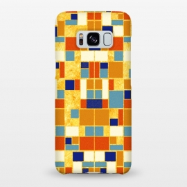 Galaxy S8+  Colors of the royals 贵の彩 by EY Chin (royal,ancient,vintage,pattern,gold,egypt,blue,red,orage,brown,geometric,square,symmetry,abstract,arab,turquoise,agate,carnelian,ethnic)
