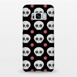 Galaxy S8+  Skulls Pattern by Dellán