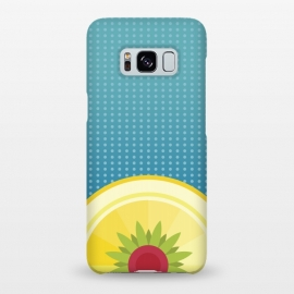 Galaxy S8+  Blue Hawaii by Dellán (Hawaii,beach,sun,fresh,summer,spring,juice,fruit,good vibes,tropical,blue,foot,gourmet,chef)
