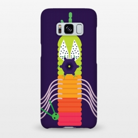 Galaxy S8+  Catterpiller by Parag K (animal, art ,creative art,cartoon )