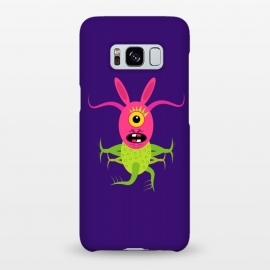 Galaxy S8+  Rabitpink by Parag K (animal ,cartoon,character design ,art,face,green,artist)