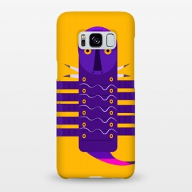 Galaxy S8+  Catterpiller2 by Parag K (art ,design,animal,creative art,yellow)