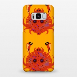 Galaxy S8+  Crab by Parag K (art ,animal,sea,fish,creative art,design,Crab)