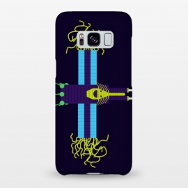 Galaxy S8+  Catterpiller3 by Parag K (art,design,character ,catterpiller3,beach,sea)