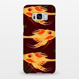 Galaxy S8+  Yellowfish by Parag K (Art,fish)