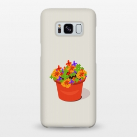 Galaxy S8+  Flowerpot by Parag K (Art,flower pot)