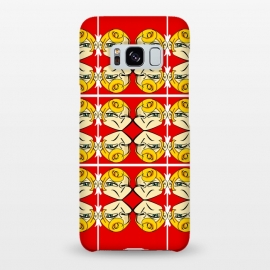 Galaxy S8+  Americana by Karim Luengo (color,illustration,vector,pattern)