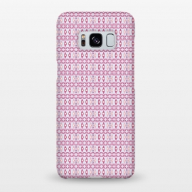 Galaxy S8+  Owl by Karim Luengo (owl,pink,vector,pattern,abstrac)