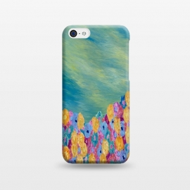 iPhone 5C  My Happy Place by Helen Joynson