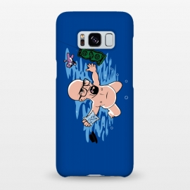Galaxy S8+  Never Bad by Samiel Art (samiel,samielart,heisenberg,breaking bad,walter white,nirvana,music,nerveming,grunge,funny,parody)