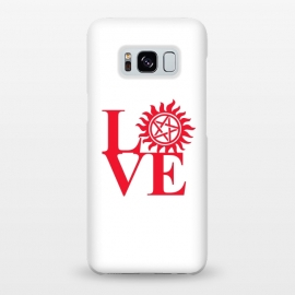 Galaxy S8+  Love Hunting by Manos Papatheodorou (supernatural,spn,demon hunting,love,tv series,tv,winchesters)
