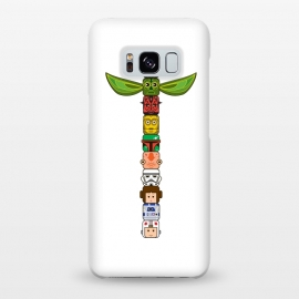 Galaxy S8+  Star Wars Totem by Manos Papatheodorou (star wars,totem,pole,movie,film)
